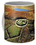 Inishmurray Island County Sligo Ireland Early Celtic Christian Ring Fort Cashel Monastic Settlement  Coffee Mug