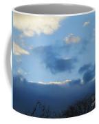 Inkblot Clouds 1 Coffee Mug