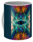Inkblot Imagination Coffee Mug