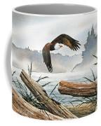 Inland Sea Eagle Coffee Mug