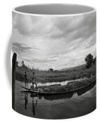 Inle Lake In Burma Coffee Mug