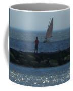 Inlet At West Cape May Nj Coffee Mug