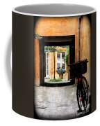 Inner Courtyard Coffee Mug