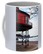 Inner Harbor Lighthouse - Baltimore Coffee Mug