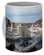 Inner Harbor - Naples Coffee Mug