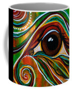 Inner Strength Spirit Eye Coffee Mug