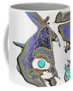 Inner Workings Trying To Understand Themselves Coffee Mug