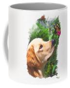 Inquisitive Hoggie Coffee Mug