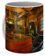 Inside A Grist Mill Coffee Mug