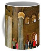 Inside Church Of Saint Nicholas In Myra-turkey Coffee Mug