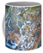 Inside Painted Cave In Lava Beds National Monument-california Coffee Mug
