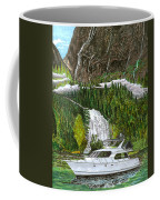 Inside Passage Time Out Coffee Mug