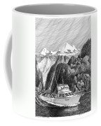 Cruising The Inside Passage Coffee Mug