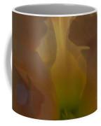 Inside Peach Coffee Mug