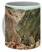 Inside The Black Canyon Coffee Mug
