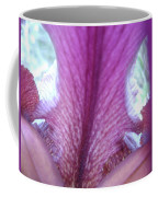 Inside The Black Iris Coffee Mug