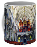 Inside The Cathedral  Coffee Mug