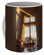Inside The Chapel Of The Holy Cross Coffee Mug