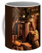 Inside The Old Mill Coffee Mug