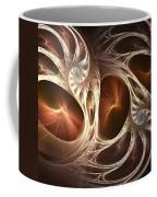Inside The Shell Coffee Mug