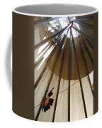 Inside The Tipi Coffee Mug