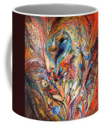 Inside The Vortex Of The Premonitions Coffee Mug