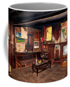 Inside Tibetan House Coffee Mug