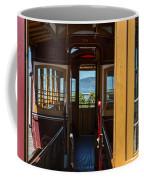 Inside Trolley 28 Coffee Mug
