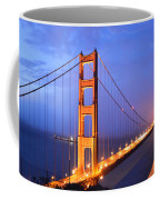 The Golden Gate Bridge Coffee Mug