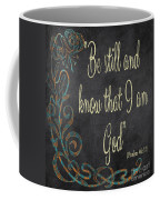 Inspirational Chalkboard-b Coffee Mug