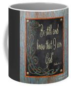 Inspirational Chalkboard-b2 Coffee Mug