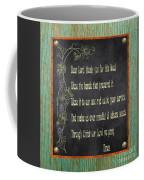 Inspirational Chalkboard-d2 Coffee Mug