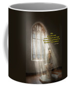 Inspirational - Heavenly Father - Senrenity Prayer  Coffee Mug
