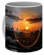 Inspirational--summer Day On A Winters Night Coffee Mug