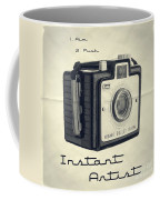 Instant Artist Coffee Mug by Edward Fielding
