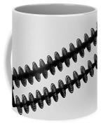 Insulators Bw Coffee Mug