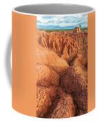 Interesting Desert Landscape Coffee Mug