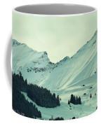 Interfluent Lines Coffee Mug