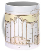 Interior Design For A Fashion Shop Coffee Mug
