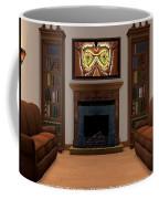Interior Design Idea - Barn Owl Coffee Mug