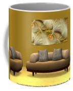 Interior Design Idea - Soft Wings Coffee Mug