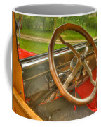Interior Of A 1926 Model T Ford Coffee Mug by Thomas Young