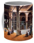 Interior Of A Mosque Coffee Mug