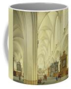 Interior Of Antwerp Cathedral, C.1668 Coffee Mug
