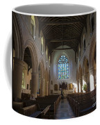 Interior Of St Mary's Church In Rye Coffee Mug