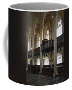 Interior Of The Chapel Royal - Dublin Castle Coffee Mug