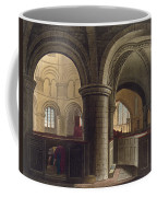 Interior Of The Church Of The Holy Coffee Mug