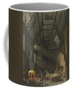 Interior Of The Kitchen, Trinity Coffee Mug