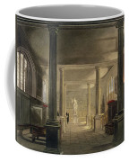 Interior Of The Law School, Cambridge Coffee Mug