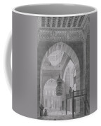 Interior Of The Mosque Of Kaid-bey Coffee Mug